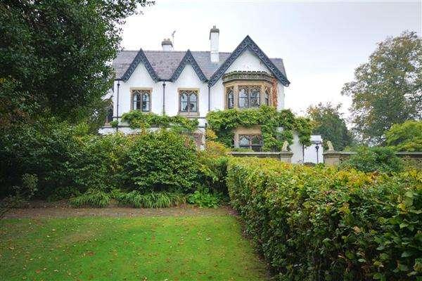 4 Bedrooms Semi Detached House for sale in Thornton Lodge, Heath Lane, Childer Thornton, Childer Thornton, Wirral