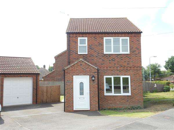 3 Bedrooms Detached House for sale in Corner Cottage, Cross Lane, Scunthorpe
