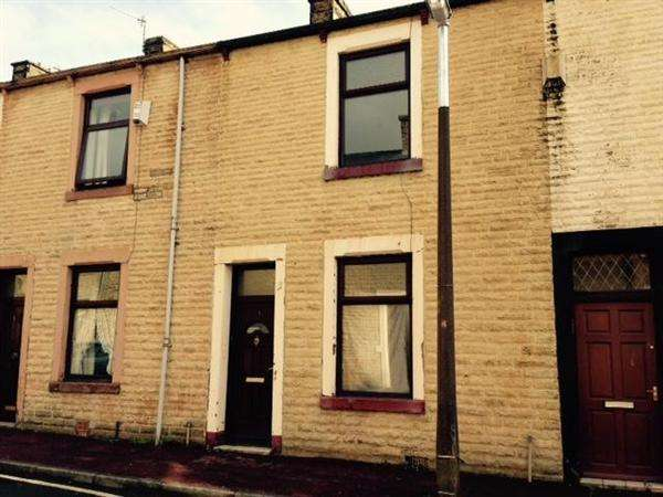 2 Bedrooms Terraced House for sale in Bracewell Street, Burnley