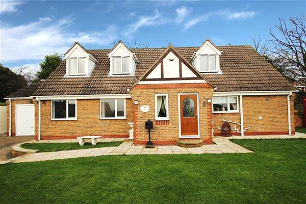 6 Bedrooms Bungalow for sale in Wishing Well Cottage, Upper Ash Grove, South Elmsall