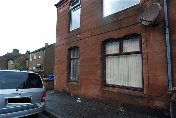 2 Bedrooms Flat for sale in Springvale Street, Saltcoats