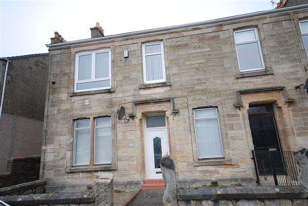 3 Bedrooms Apartment Flat for sale in Stanley Road, Saltcoats, Saltcoats