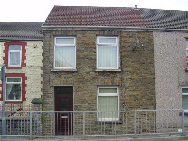 3 Bedrooms Semi Detached House for sale in Pontypridd Road, Porth