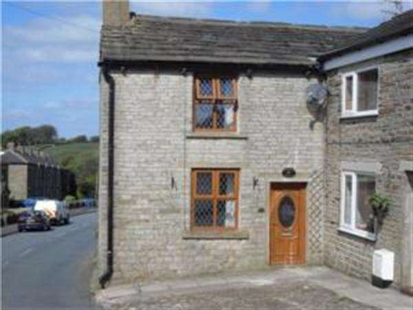 2 Bedrooms Semi Detached House for sale in Northfield Road, Rising Bridge, Accrington