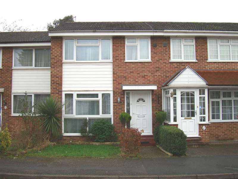 3 Bedrooms Terraced House for rent in Oakley Close, Isleworth