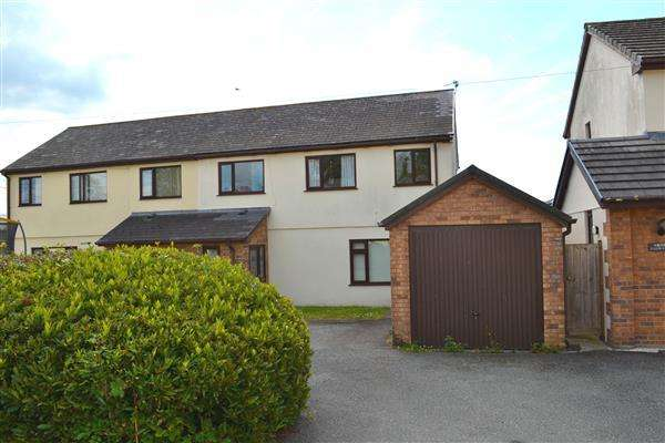 4 Bedrooms Property for sale in Camlan, West Carmarthenshire, Bancyfelin