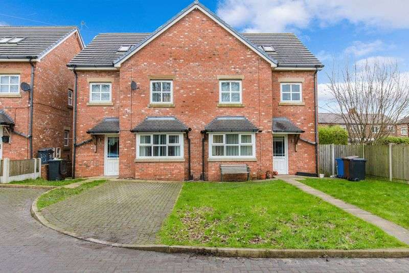 3 Bedrooms Semi Detached House for sale in Railway Street, Springfield