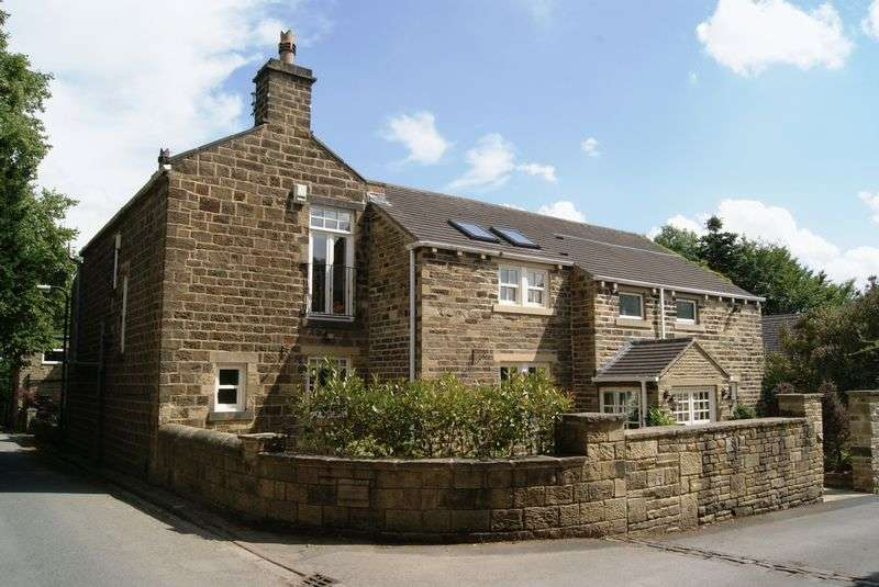 5 Bedrooms Detached House for sale in Gilstead Lane, Bingley