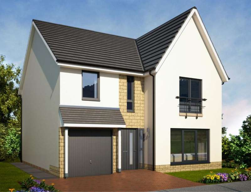4 Bedrooms Detached House for sale in Robertson Homes Stornoway Drive, Inverness, IV3