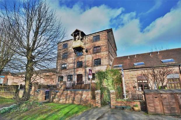 1 Bedroom Flat for sale in Jackfield Mill, Jackfield, Telford, Shropshire