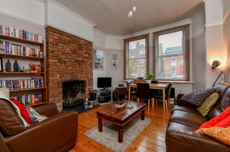 1 Bedroom Flat for sale in Honor Oak Park, Honor Oak Park, SE23