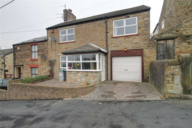 3 Bedrooms Semi Detached House for sale in Backstone Burn, Shotley Bridge, Consett, DH8