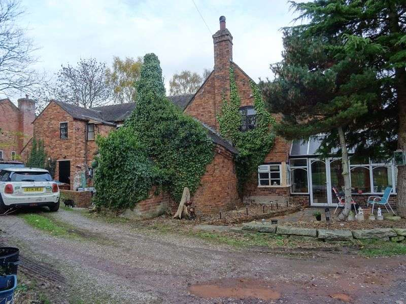 8 Bedrooms Detached House for sale in Great Bridgeford, Stafford