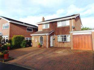 4 Bedrooms Detached House for sale in Meadow Close, Farndon, Chester, Cheshire, CH3