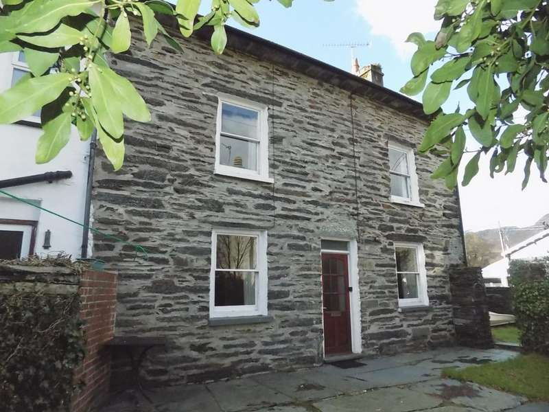 4 Bedrooms Semi Detached House for sale in Borth Road, Borth-Y-Gest Bay, LL49