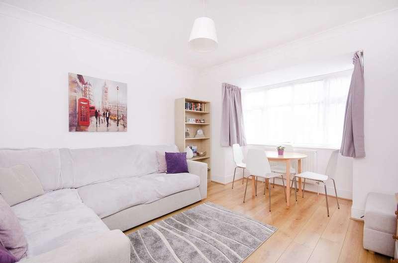 2 Bedrooms Flat for rent in Halford Road, Ickenham, UB10