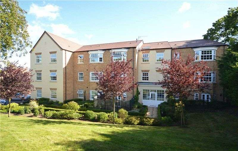2 Bedrooms Flat for sale in Meadow Vale Close, Yarm