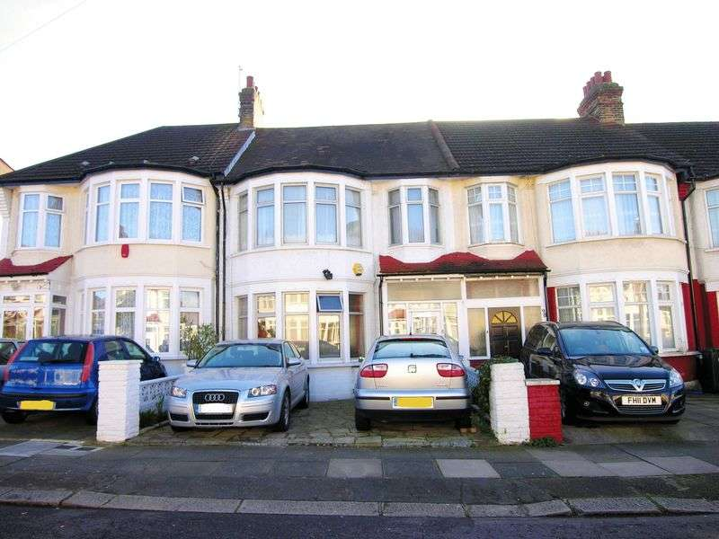 3 Bedrooms Terraced House for sale in Palmers Green, N13
