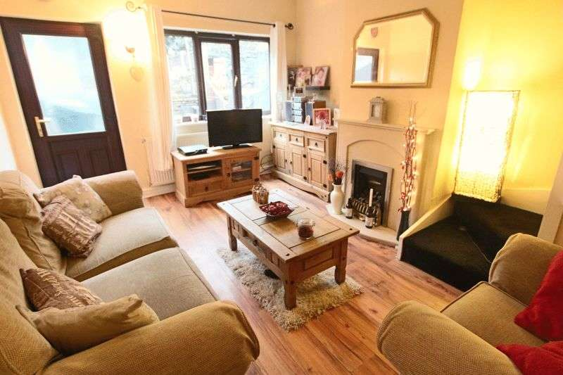 2 Bedrooms Terraced House for sale in Market Street, Whitworth, Rochdale OL12 8RW