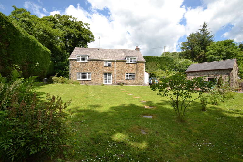 4 Bedrooms House for sale in Mill House, Blackmill, Bridgend County Borough, CF35 6DR