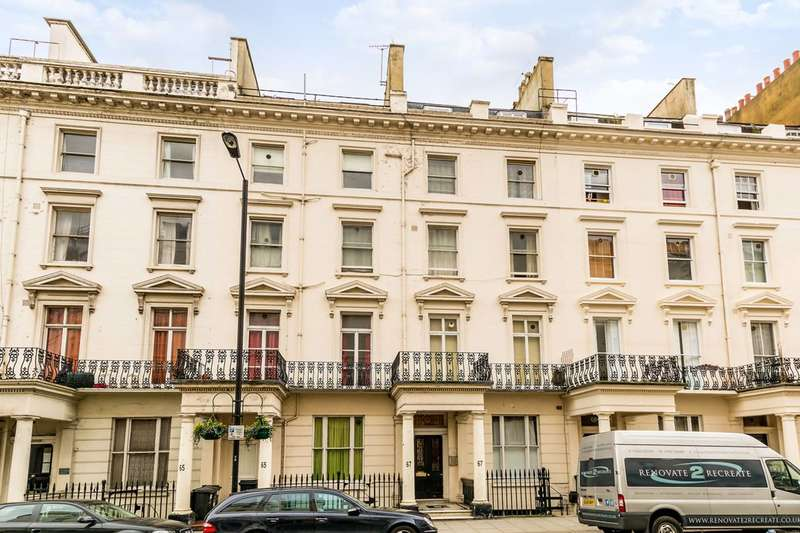 1 Bedroom Flat for sale in Gloucester Terrace, Lancaster Gate, W2