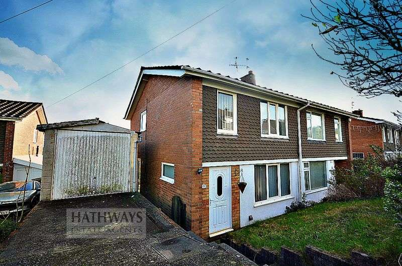 3 Bedrooms Semi Detached House for sale in Fairfield Road Caerleon