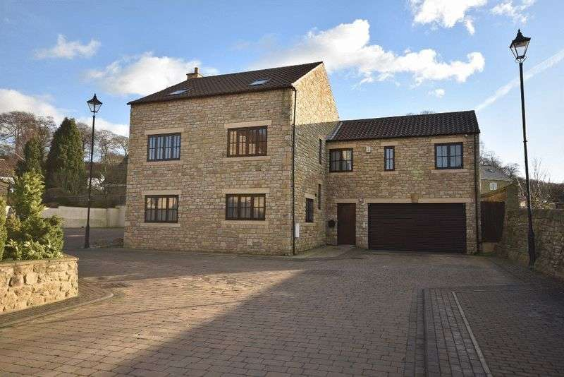5 Bedrooms Detached House for sale in Wentvale Court, Wentbridge