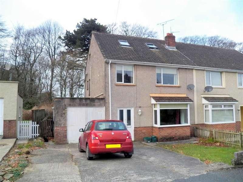 5 Bedrooms Property for sale in Woodlands Park, Merlins Bridge, Haverfordwest