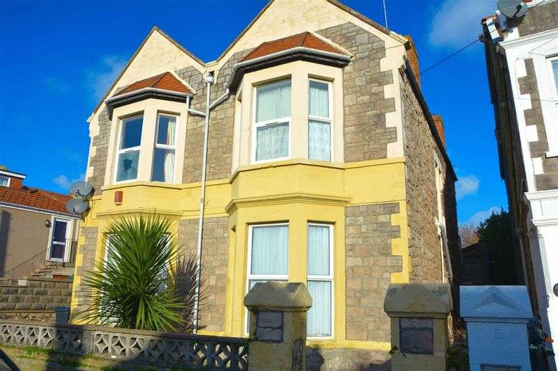 4 Bedrooms Detached House for sale in Gordon Road, Weston-Super-Mare