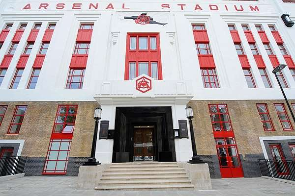 1 Bedroom Flat for sale in Highbury Stadium Square, London, London, N5