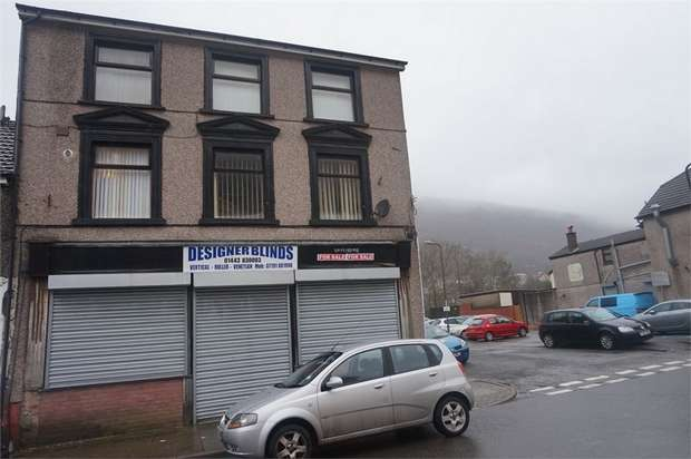 2 Bedrooms Commercial Property for sale in Commercial Street, New Tredegar, Caerphilly