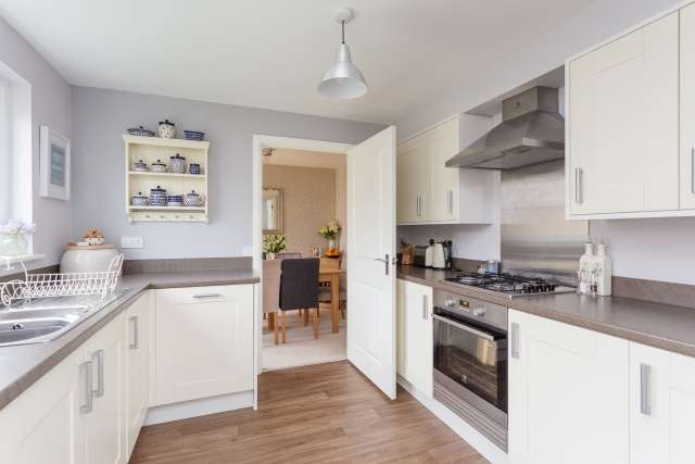 4 Bedrooms Detached House for sale in Lairburn Drive, Clovenfords, Galashiels, TD1 3AJ