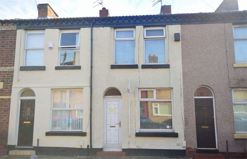 3 Bedrooms Terraced House for sale in Bishopgate Street, Wavertree