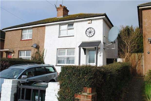 3 Bedrooms Semi Detached House for sale in Buxton Drive, BEXHILL-ON-SEA, East Sussex, TN39 4BD