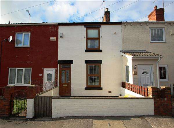 2 Bedrooms Terraced House for sale in Mill Lane, South Kirkby