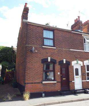 2 Bedrooms End Of Terrace House for sale in Colchester, Essex
