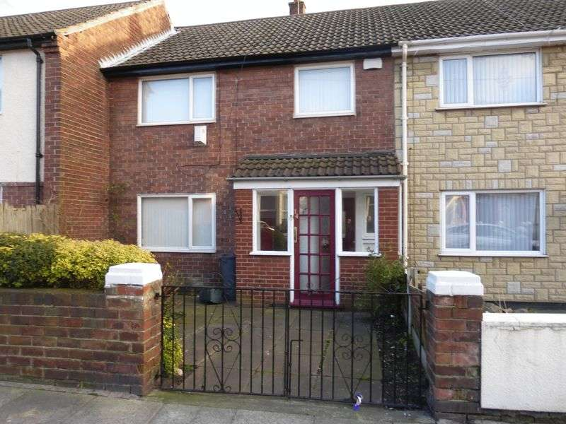 3 Bedrooms Terraced House for sale in St. Andrews Road, Bootle