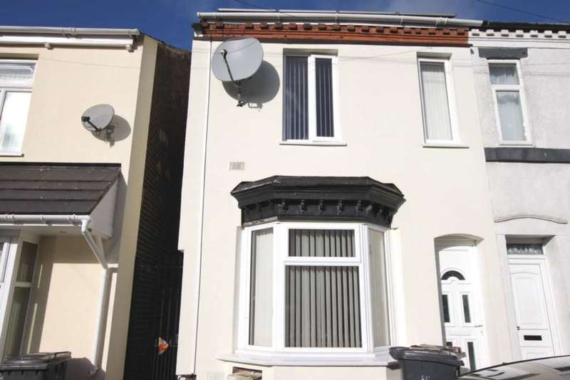 3 Bedrooms End Of Terrace House for sale in Lowe Street, Wolverhampton
