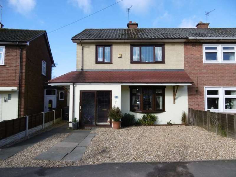 3 Bedrooms Semi Detached House for sale in Mulberry Road, Walsall