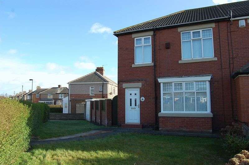 3 Bedrooms Semi Detached House for sale in ** CORNER PLOT ** Harrison Road, Wallsend