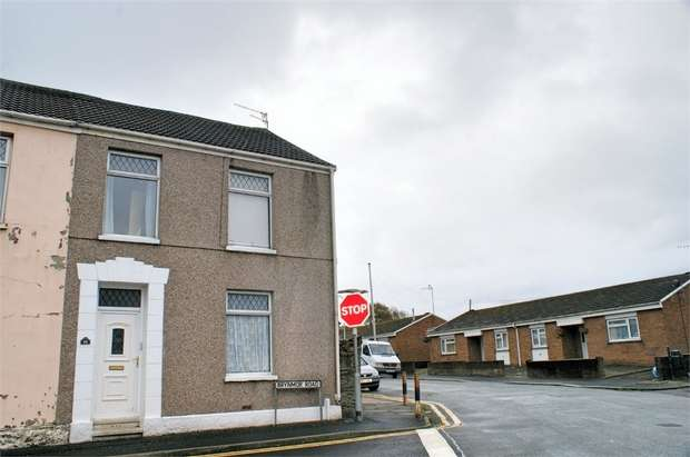 4 Bedrooms End Of Terrace House for sale in Brynmor Road, Llanelli, Carmarthenshire