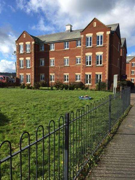 2 Bedrooms Apartment Flat for sale in Norman Crescent, Budleigh Salterton
