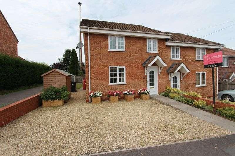 3 Bedrooms Semi Detached House for sale in Tockington Lane, Lower Almondsbury