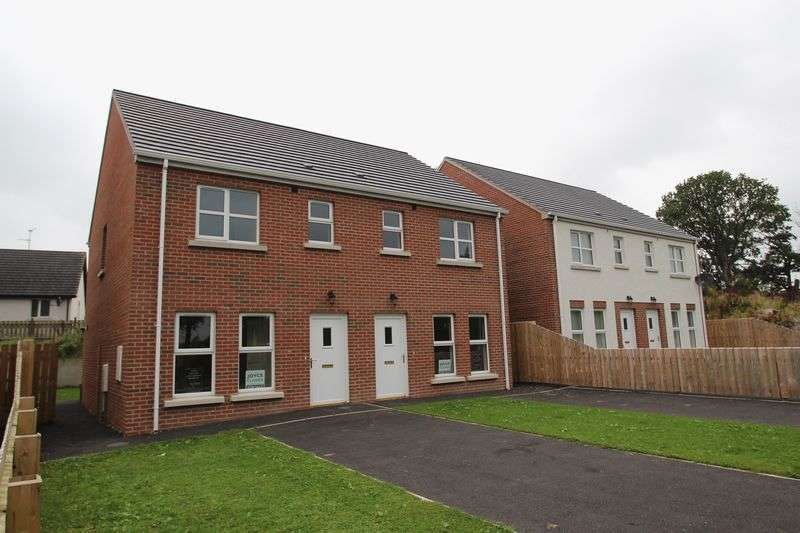 3 Bedrooms Semi Detached House for sale in 7 Ballybay View, Portadown
