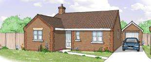 3 Bedrooms Bungalow for sale in Carrstone Meadow, Downham Market, Norfolk