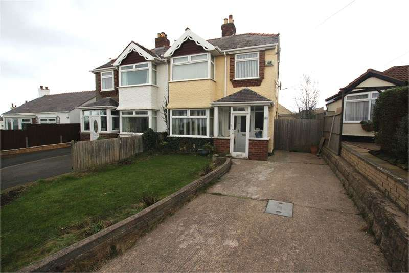 4 Bedrooms Semi Detached House for sale in Mill Hill Road, Irby