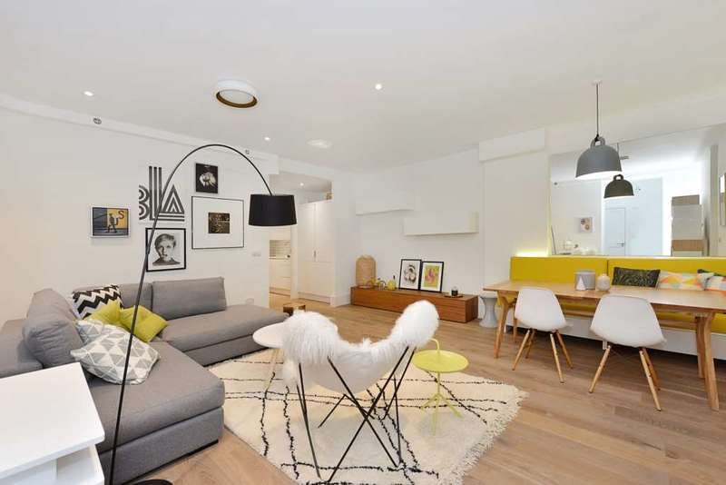 2 Bedrooms Apartment Flat for sale in Queens Gate Gardens, South Kensington SW7