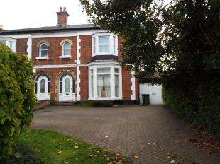 4 Bedrooms Semi Detached House for sale in Victoria Road, Crosby, Liverpool, Merseyside, L23