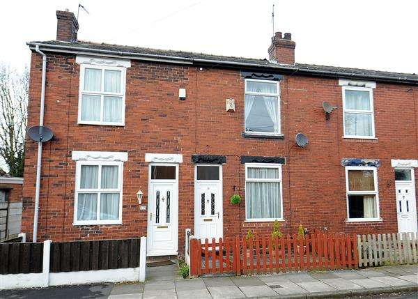 2 Bedrooms Terraced House for sale in 19 Atherton Lane, Cadishead M44 5BR