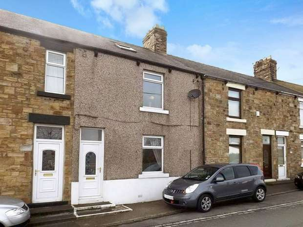 2 Bedrooms Terraced House for sale in Manor Street, Evenwood, BISHOP AUCKLAND, Durham